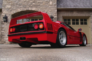 Ferrari F40: Enzo's Final Accomplishment