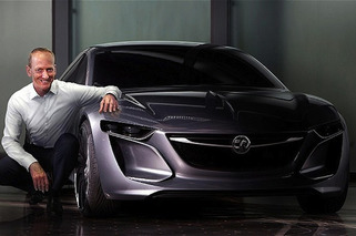 Vauxhall Teases Monza Concept, Previews Future Buick Coupe