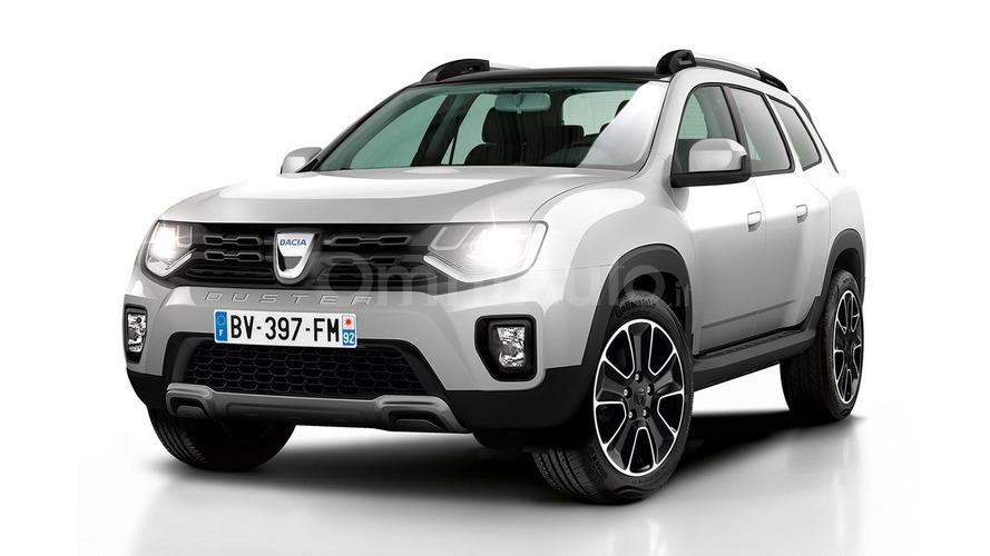 Renault Duster de nova geração não terá versão de 7 lugares