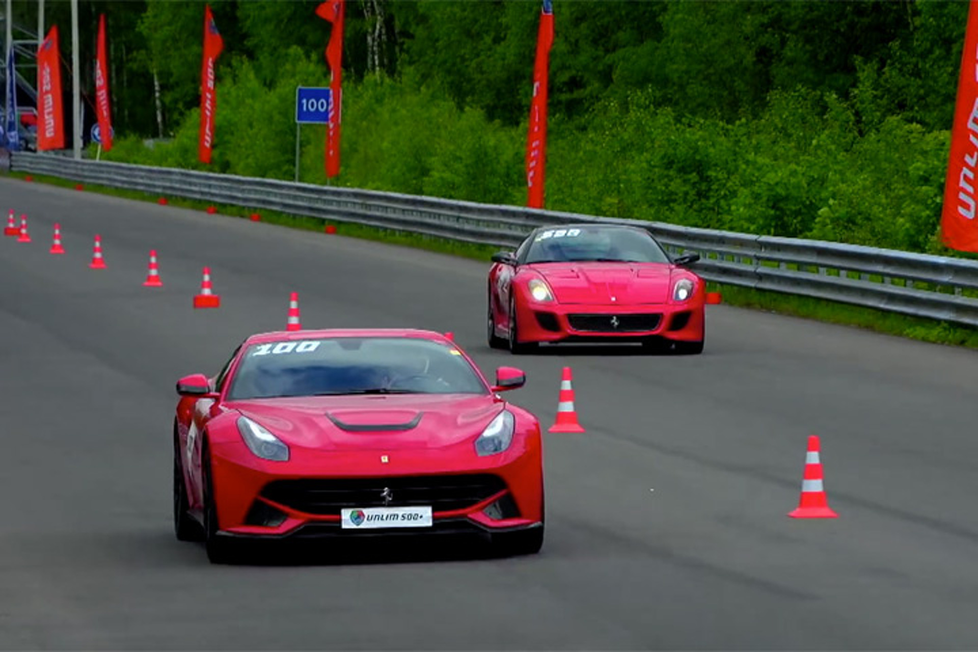 Watch This Ferrari F12 Prove Why It\'s a Drag Race Top Dog