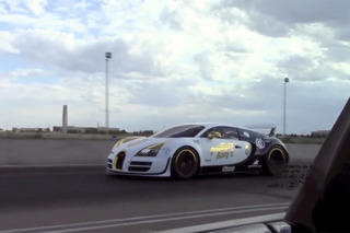 Can a Porsche 918 Keep Up With a Bugatti Veyron?