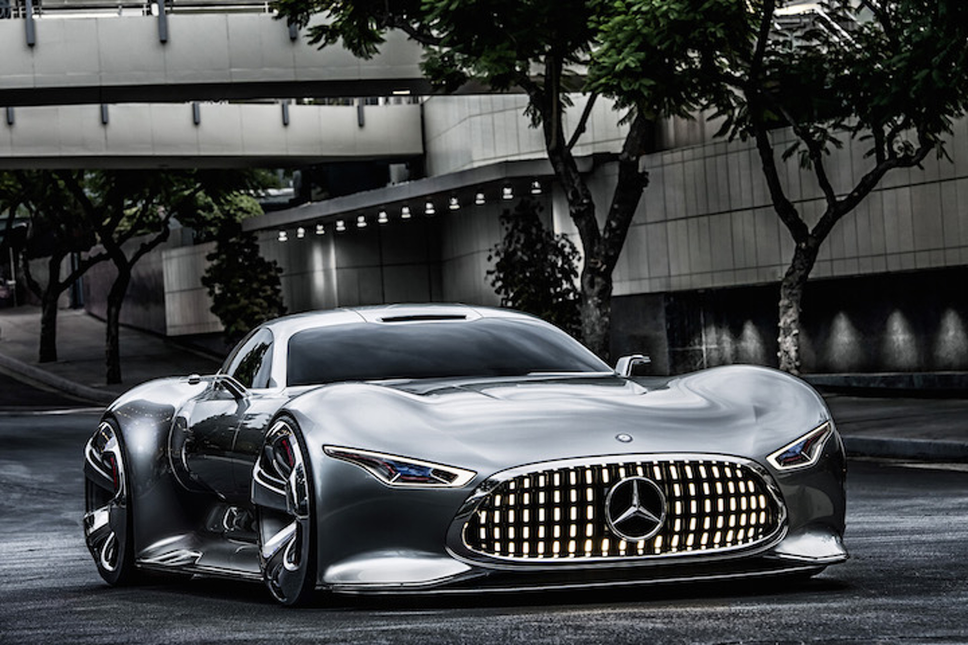 Is Mercedes Benz Working On Hp Hybrid Hypercar