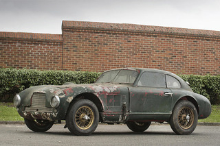 This Abandoned Aston Martin Prototype is Worth $1 Million