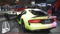 Dodge Viper GTC at 2015 Chicago Auto Show