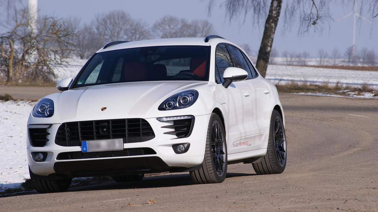 porsche macan s diesel tuned to 310 hp by kaege video. Black Bedroom Furniture Sets. Home Design Ideas