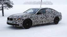 Next generation BMW 5-Series spy photo