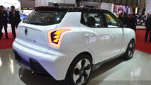 Ssangyong Tivoli EVR concept at 2015 Seoul Motor Show