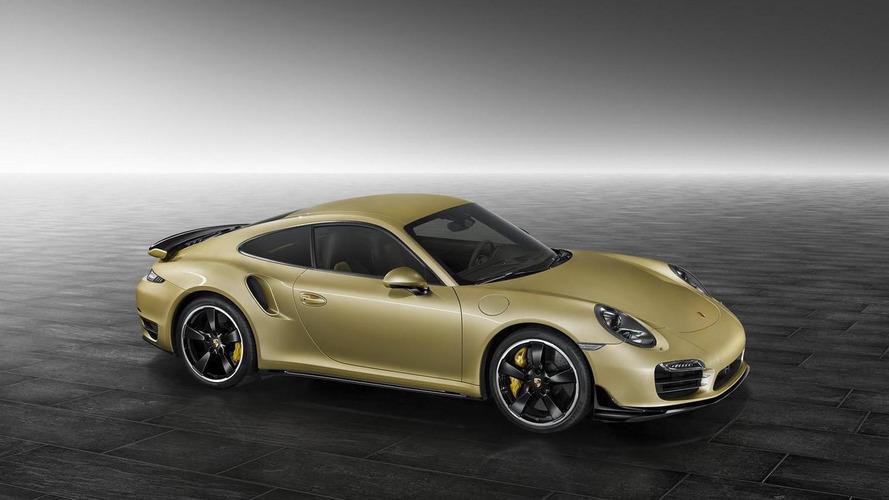 Porsche 911 Turbo & Turbo S get new aerokit