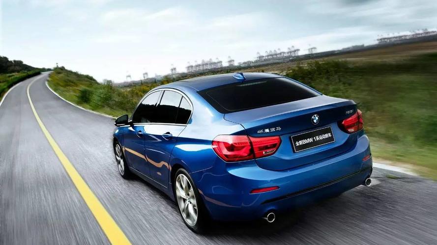 BMW Série 1 Sedan nos EUA pode indicar caminho para o Brasil