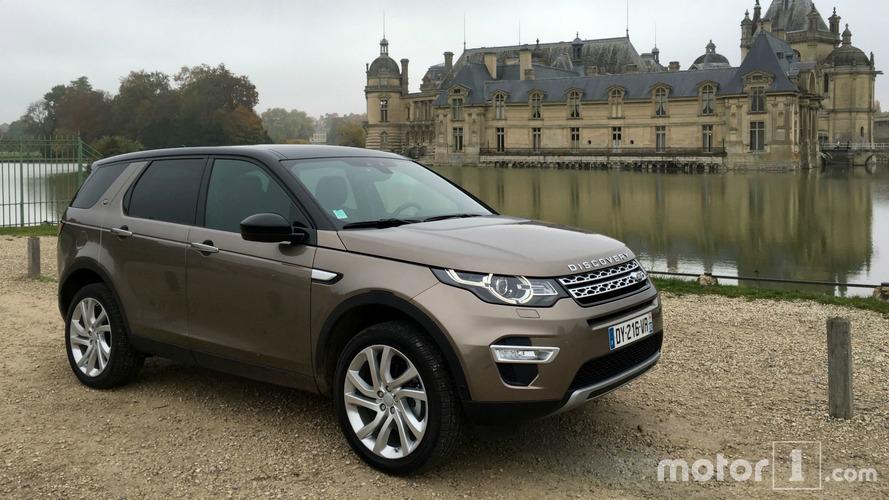Essai Land Rover Discovery Sport TD4 - Au niveau des Allemands ?
