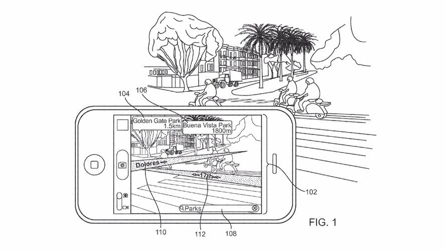 Apple'ın arttırılmış gerçeklik teknolojisi ön camınızı video oyununa çevirebilir