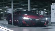 2017 Acura NSX Originals