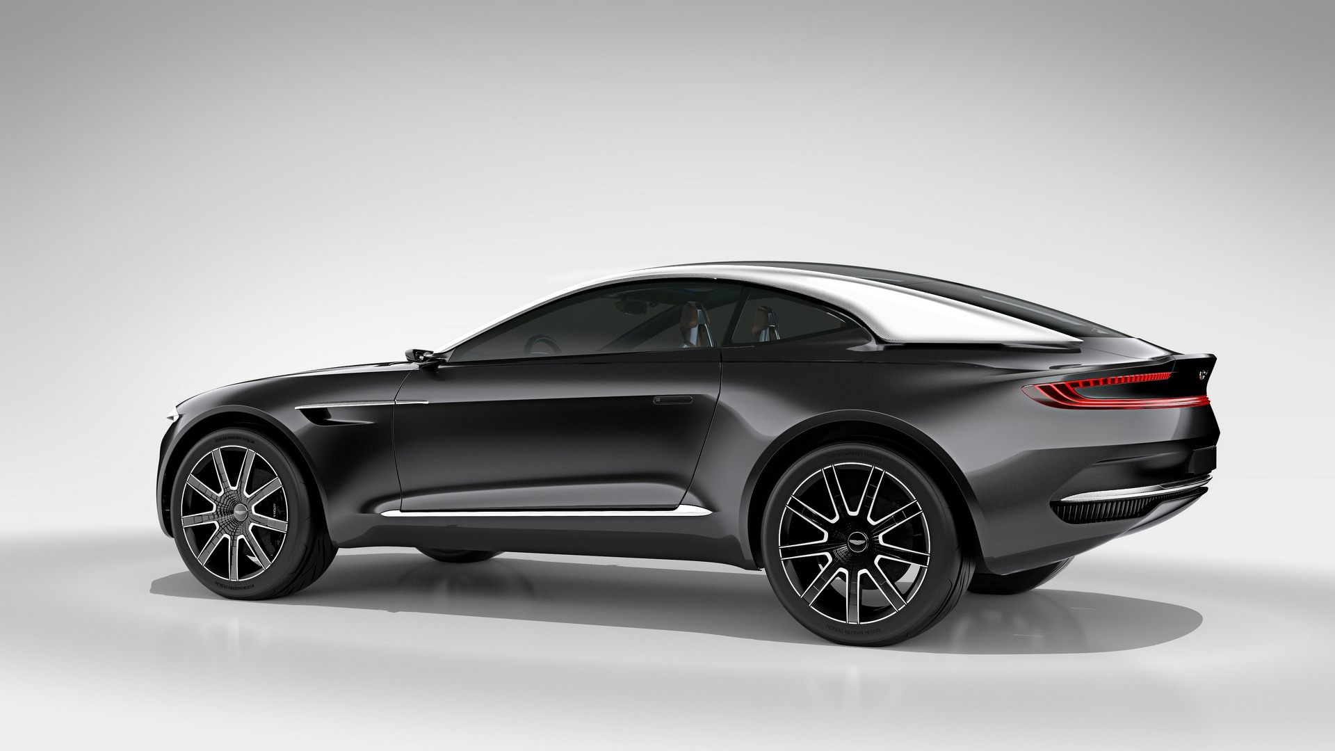 Aston Martin's Upcoming DBX Crossover Could Pack A Potent V12
