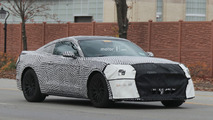 2018 Ford Mustang GT Coupe Spy Photos