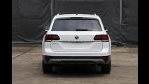 Volkswagen Teramont: maior SUV da marca alemã aparece por inteiro