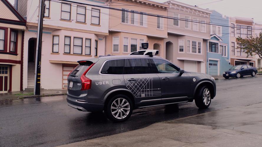 Les XC90 autonomes d'Uber ne sont pas au point
