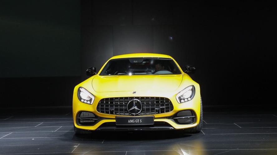 Mercedes-AMG - Un concept de berline sportive pour Genève ?