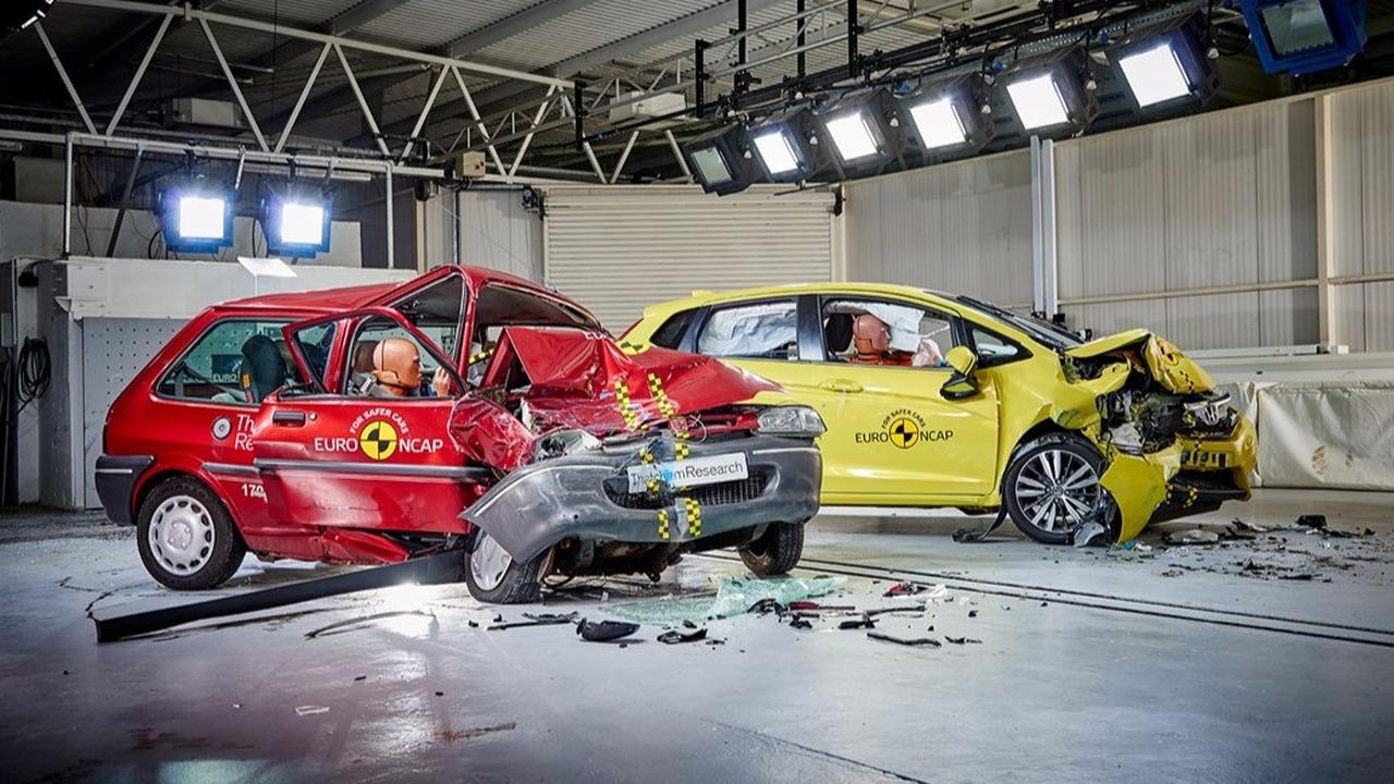 Euro NCAP 20 ans