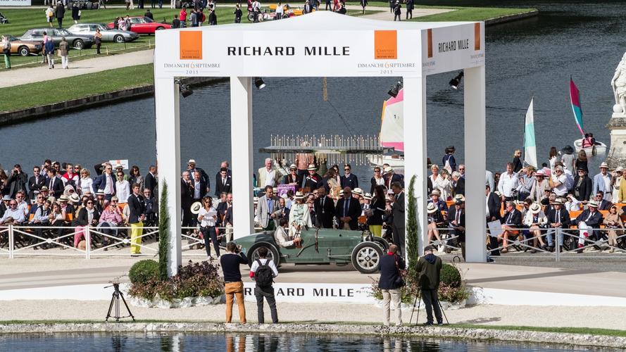 Troisième année pour le concours d'élégance Chantilly Arts & Elegance Richard Mille