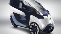 2013 Toyota i-Road concept