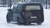 2014 Mercedes Viano spy photo 22.2.2013