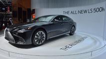 Yeni Lexus LS 500h Multi Stage Hybrid sistemi