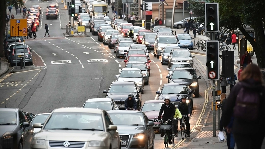 Diesel drivers face £20 a day 'toxin tax' in emissions crackdown