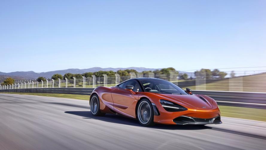McLaren fait son entrée dans le Guinness Book