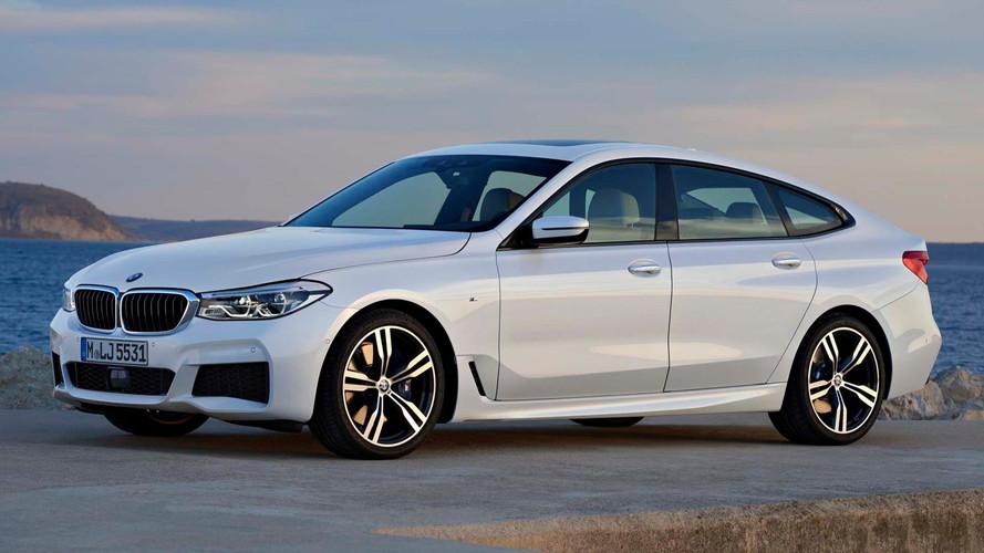 BMW, 2018 6 Serisi GT'nin fotoğraflarını yayınladı