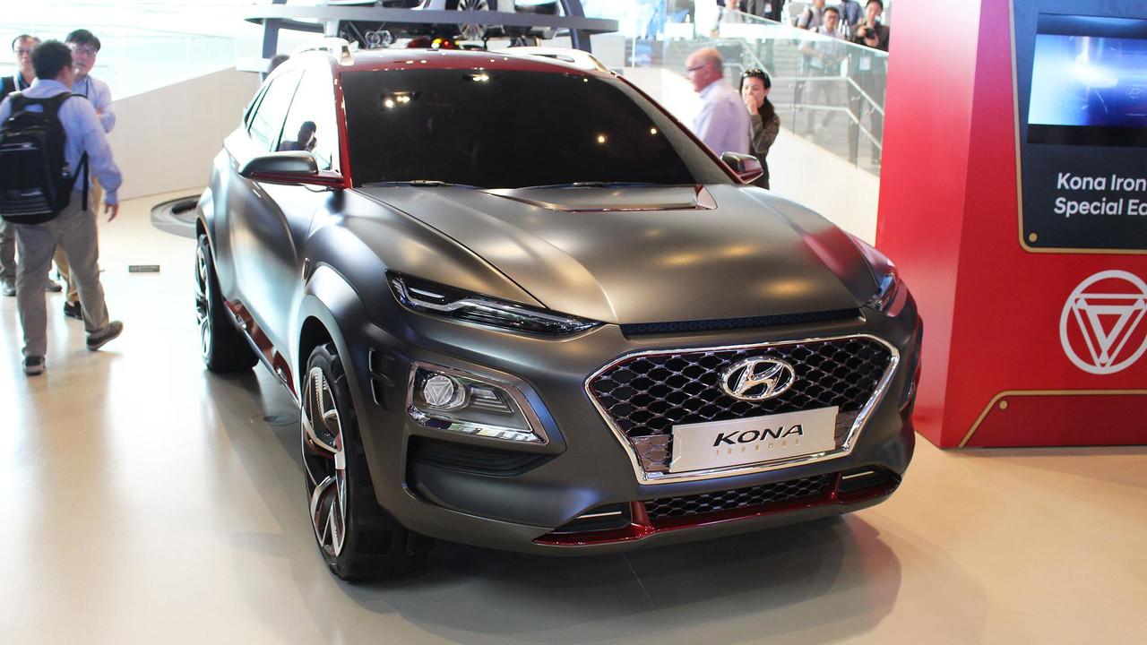 Baru Meluncur, Hyundai Kona Sudah Dapatkan Iron Man Edition