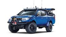 Mitsubishi L200 Desert Warrior 2017