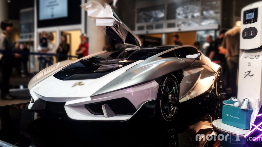 Une nouvelle supercar italienne au salon Top Marques