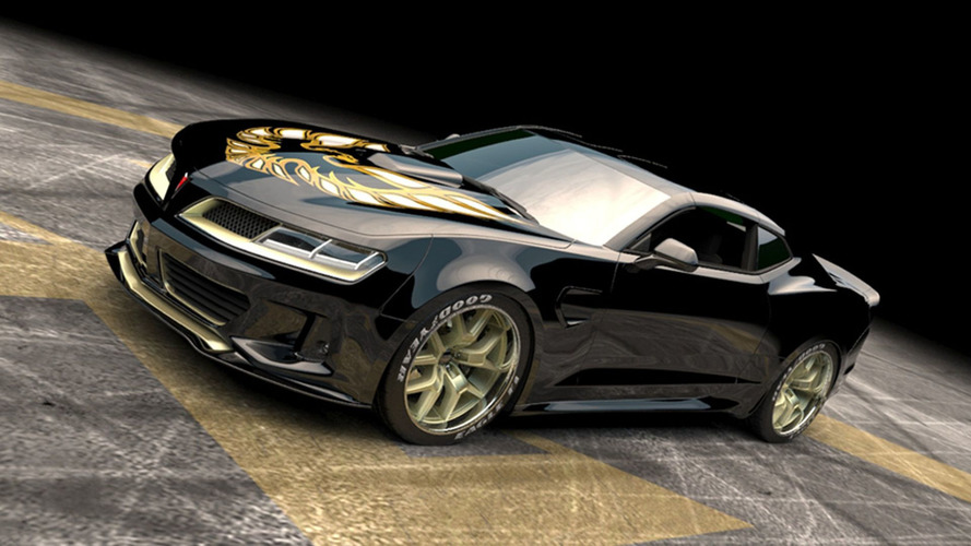 2017 Trans Am Super Duty Brings 1,000 Horses to New York