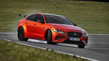 Jaguar XE SV Project 8 Is Here With Wings, Vents, And 592 Horses