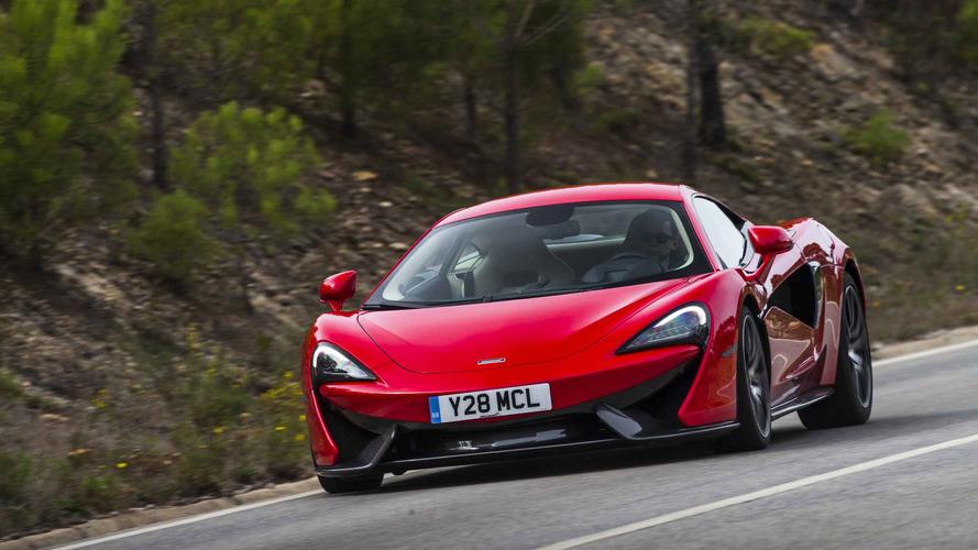 2017 McLaren 570S Review