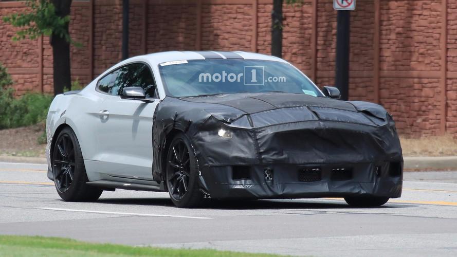 2019 Mustang GT500 Leak Suggests Supercharged 5.2-liter V8