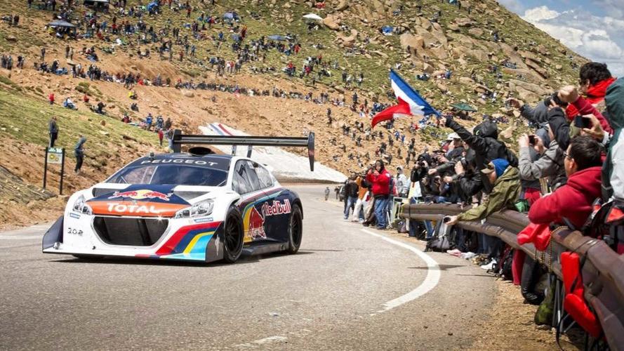 Peugeot 208 T16 Pikes Peak