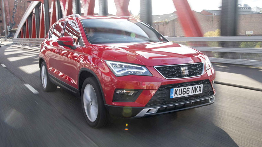 2016 seat ateca review sharp driving great value. Black Bedroom Furniture Sets. Home Design Ideas