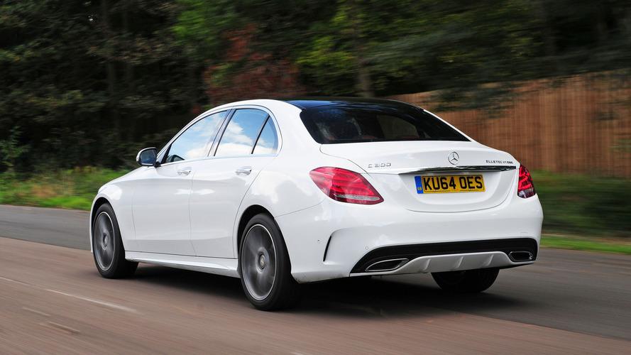 2014 Mercedes C-Serisi üretime girdi