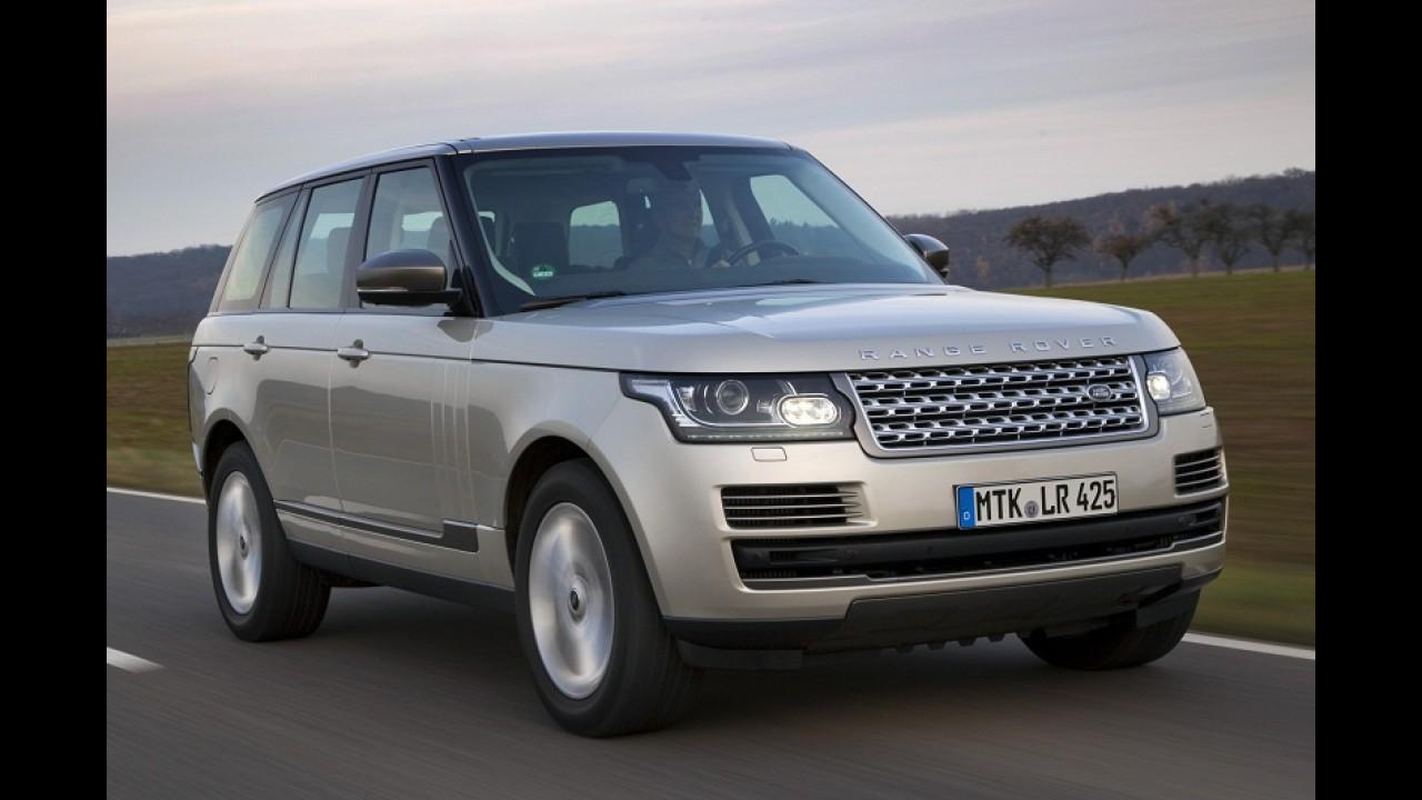 Land Rover: quarto membro da família Range Rover pode ser SUV elétrico