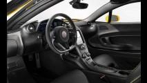 McLaren P1 ganha pintura exclusiva para cliente europeu