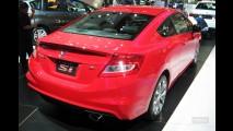 Salão do Automóvel: Honda Civic Si vai voltar em 2014 - Dessa vez importado e na versão cupê