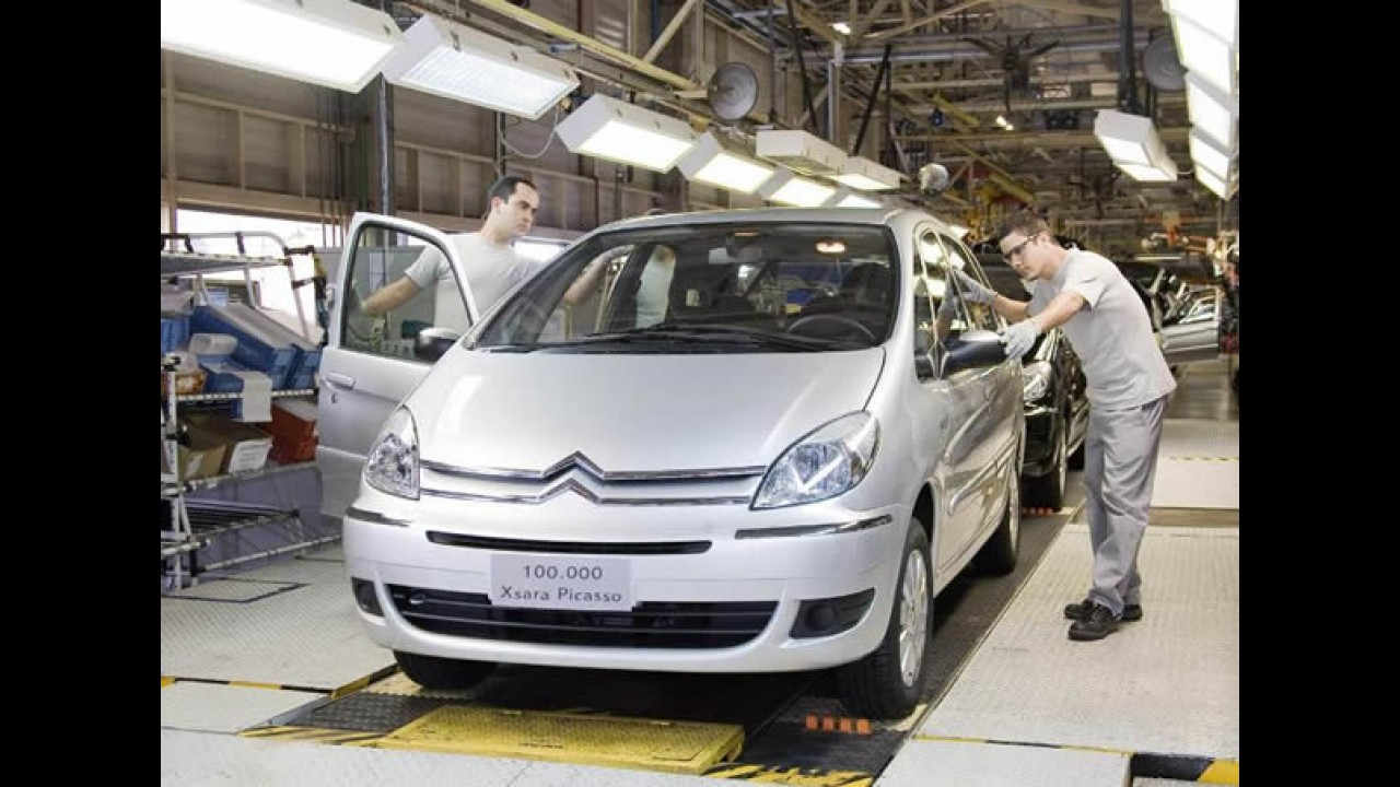 Fim de linha: Citroën Xsara Picasso deixará de ser produzida na próxima sexta-feira