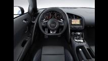 Audi R8 LMX é o primeiro automóvel de série do mundo com faróis a laser