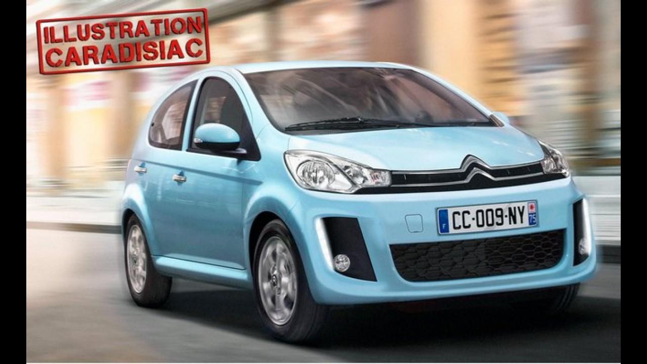 Citroën já pensa em um compacto DS1 para 2014
