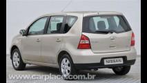Nissan lança oficialmente o monovolume Livina no Brasil por R$ 46.690
