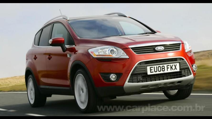 Ford anuncia mais R$ 500 milhões para Novo EcoSport -  Serão R$ 4,5 bilhões até 2015