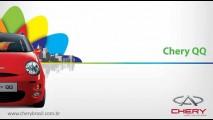 Lançamento do Chery QQ será a bordo de navio no Rio de Janeiro