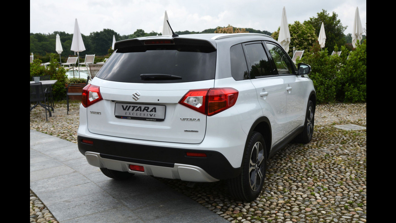 Suzuki Vitara Exclusive