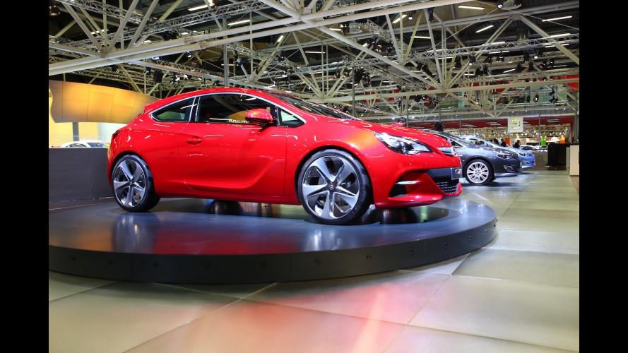 Opel al Motor Show 2010